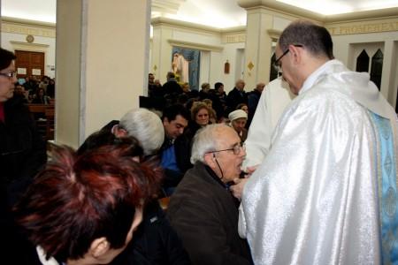 2013 - Liturgia dell'Unzione degli infermi