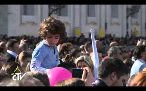 Papa Francesco: restate nella perseveranza