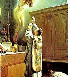 Preghiera per la Santità dei Sacerdoti