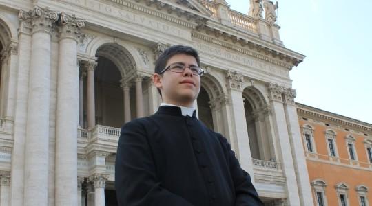 Preghiera per il Seminarista Lorenzo