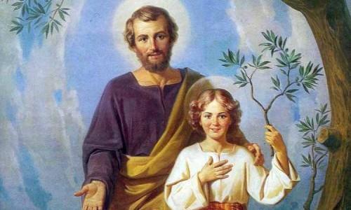 Preghiera a San Giuseppe - A te, o beato Giuseppe