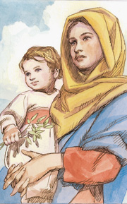 1.01.2014 -OMELIA DELLA SOLENNITÀ DI SANTA MARIA MADRE DI DIO