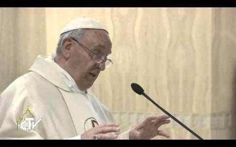 Papa Francesco: non dobbiamo essere cristiani di speranza debole