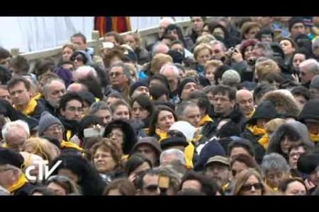 Papa Francesco: non abbiate paura della confessione