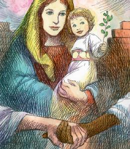 31.12.2015 - OMELIA DELLA S. MESSA DELLA VIGILIA DELLA SOLENNITÀ DI MARIA SS. MADRE DI DIO - Ultimo giorno dell'anno 2015