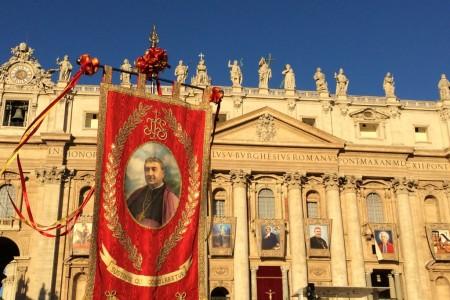 PELLEGRINAGGIO PARROCCHIALE A ROMA IN OCCASIONE DELLA CANONIZZAZIONE DI SAN MANUEL