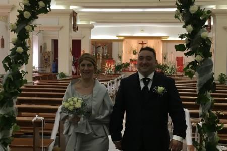 04.06.2017 - OMELIA DELLA S. MESSA DEL MATRIMONIO DI TIZIANO MURA E MARIANGELA LECCA