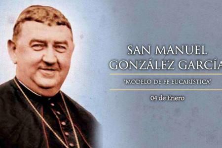 3.1.2018 FESTA DI SAN MANUEL GONZALEZ GARCIA