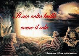 25.2.2018 OMELIA DELLA II DOMENICA DI QUARESIMA B