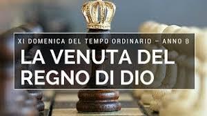2018 17.6  OMELIA DELLA XI DOMENICA DEL TEMPO ORDINARIO