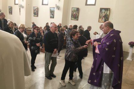 2018 3.11 S. MESSA PARROCCHIALE AL CIMITERO DI SAN MICHELE