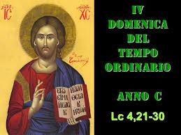2019 3.2 OMELIA DELLA IV DOMENICA PER ANNUM C
