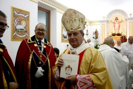 2012 - Anniversario consacrazione Parrocchia