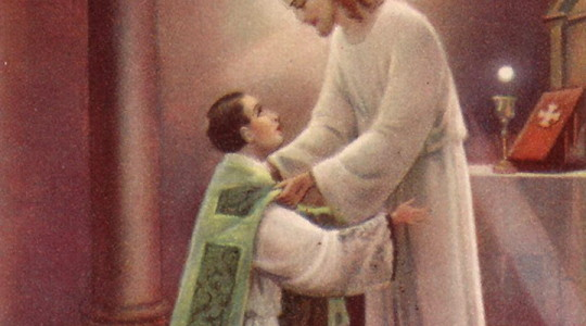 Preghiera per i Sacerdoti (di Santa Teresa di Gesù Bambino)