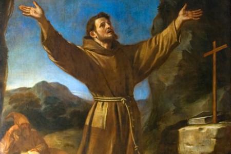 Preghiera di San Francesco d'Assisi