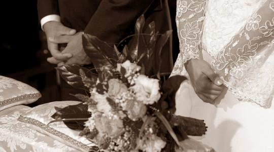 Preghiera per la coppia che sta per sposarsi