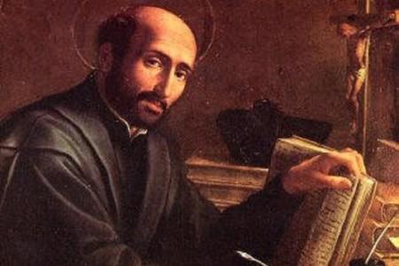 Preghiera di Sant'Ignazio da Loyola