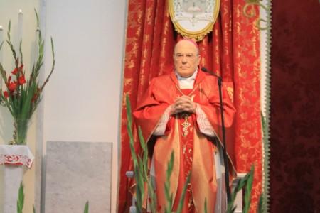 5.07.2014 - OMELIA DELLA S.MESSA IN OCCASIONE DEL 60° ANNIVERSARIO DI ORDINAZIONE SACERDOTALE DI MONS. PILLOLLA