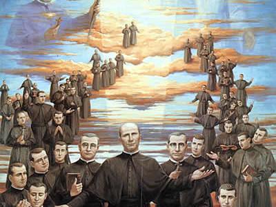 I Beati Martiri Spagnoli Clarettiani di Barbastro