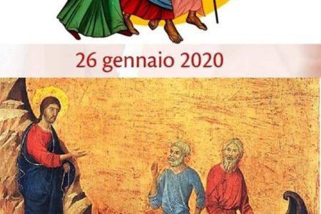 2020 OMELIA III DOMENICA PER ANNUM A domenica della parola di DIO
