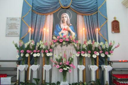 2020 MISSIONE MARIANA CON IL RELIQUIARIO DELLE LACRIME DELLA MADONNA DI SIRACUSA